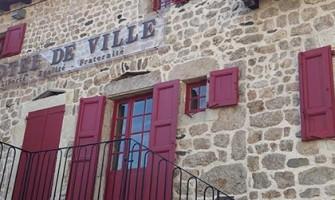 Horaires d'ouverture mairie St-Maurice de Lignon