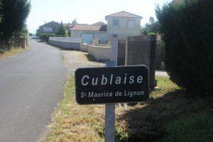 Cublaise