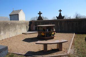 Columbarium - Jardin du Souvenir