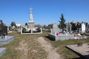 Cimetière C du Monument aux Morts