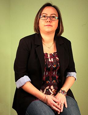 Laure Bayon, conseillère communale à la communauté de communes des sucs