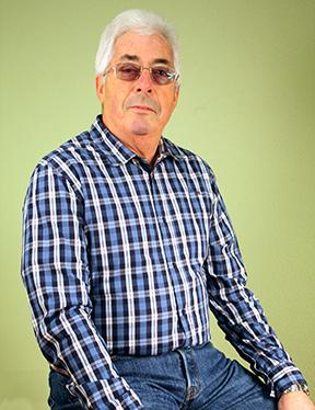 Robert Clémençon, conseiller communal à la communauté de communes des sucs