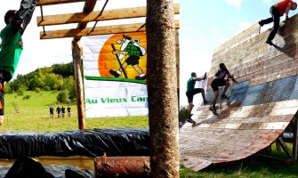 Auvergnate extreme : course d'obstacles