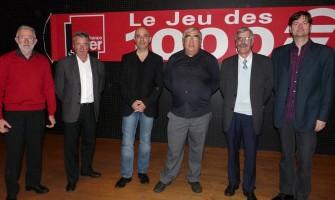 Jeu des 1000 euros de France Inter