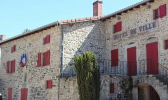 Mairie de Saint-Maurice de Lignon