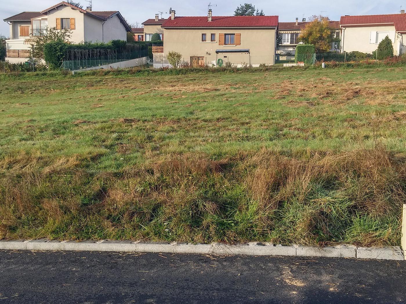 Achat de terrains constructibles en haute loire pas chers for Achat terrain a construire