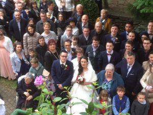 Mariage d'Antoine RODIER et Laurie SOUCHON