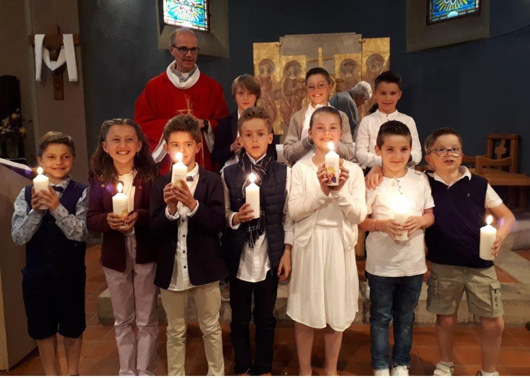 Première-communion-le-9-juin-2019