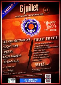 Saint Mauzic Festival