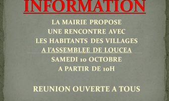 Reunion villages