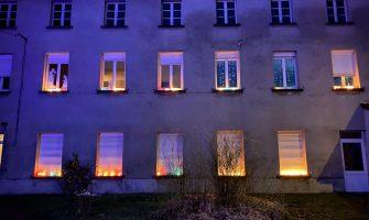 Illuminations du 8 décembre - école privée